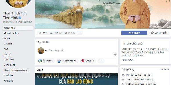 Khâm phục trước cách làm truyền thông của chùa Ba Vàng: Digital Marketing cũng chẳng kém một ai!