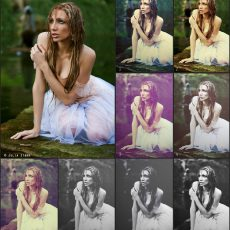 108 files action photoshop blend màu tuyệt đẹp