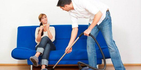 Đàn ông làm việc nhà