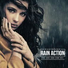 Free Action tạo hiệu ứng mưa cực chất 5$