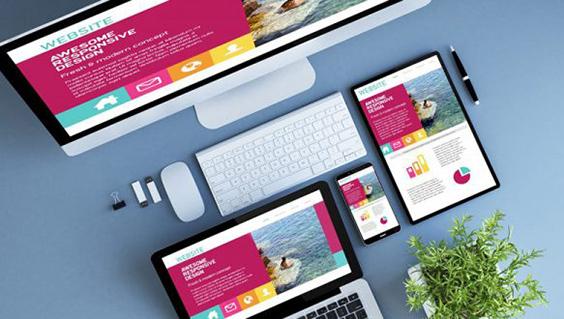 Thiết kế Website thông minh