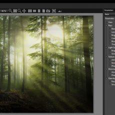 Digital Film Tools Rays – Plugin tạo hiệu ứng ánh sáng tuyệt đẹp trên Photoshop
