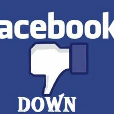 Facebook, Instagram đang sập trên toàn cầu