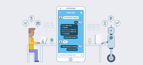 Chatbots sẽ thúc đẩy doanh số bán lẻ đạt 112 tỷ đô la vào năm 2023