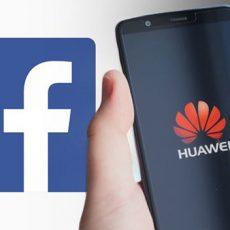 """Huawei hứng """"phát súng chí mạng"""" từ Facebook"""
