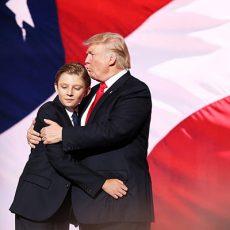 Bức thư của Donald Trump gửi con trai