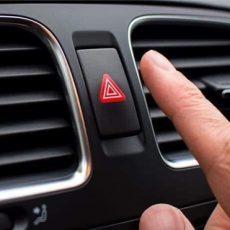 Kỹ năng thoát hiểm khi bị bỏ quên trong xe